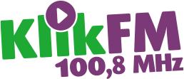 Klik FM Čačak Logo
